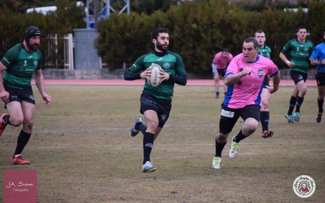 Victoria en Ávila para el ULE Toyota León Rugby Club
