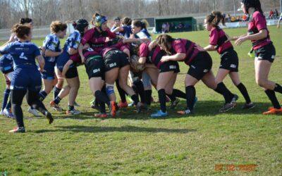 El ULE Albéitar León Rugby Club remonta frente al VRAC Quesos Entrepinares y sella el pase a la Final de la Liga Norte ASISA Sénior Femenina