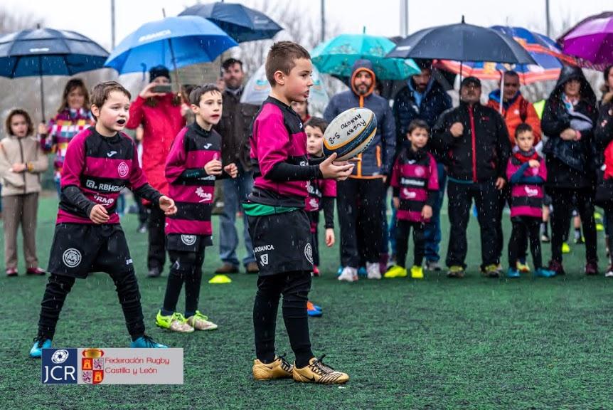 Intenso fin de semana para la Escuela RBH Global León Rugby Club