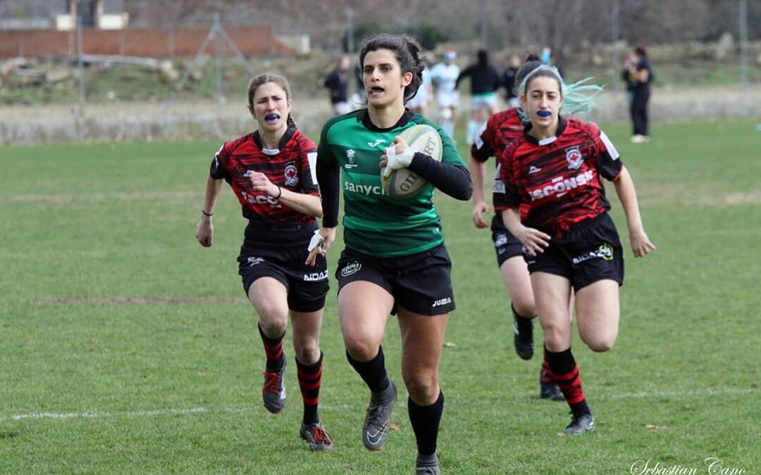 Buenas sensaciones para el ULE Albéitar León Rugby Club en Valladolid y Burgos