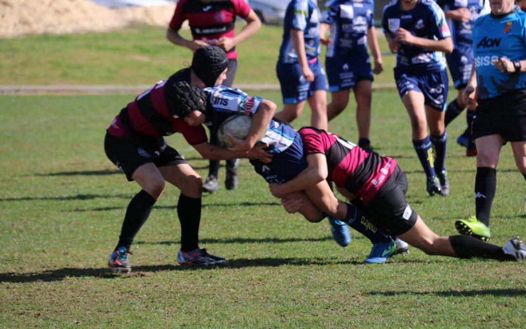 La Escuela RBH Global León Rugby Club sigue sumando experiencia en Salamanca y León