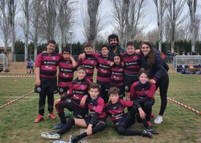Escuela RBH Global León Rugby Club Sub-12