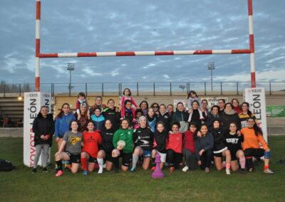 Las Damas del León Rugby Club