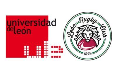 La Universidad de León continúa apoyando al León Rugby Club