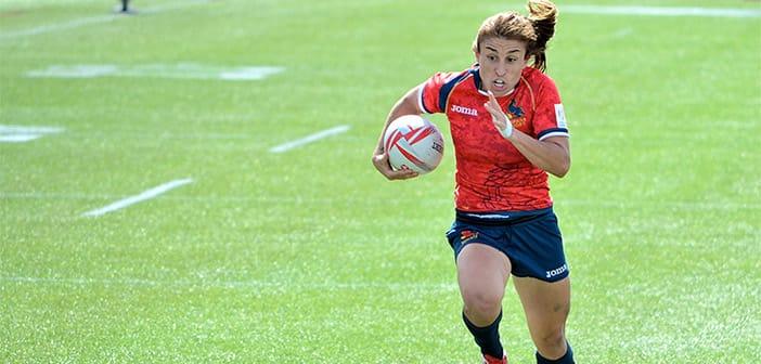 María Casado será la madrina del León Rugby Club
