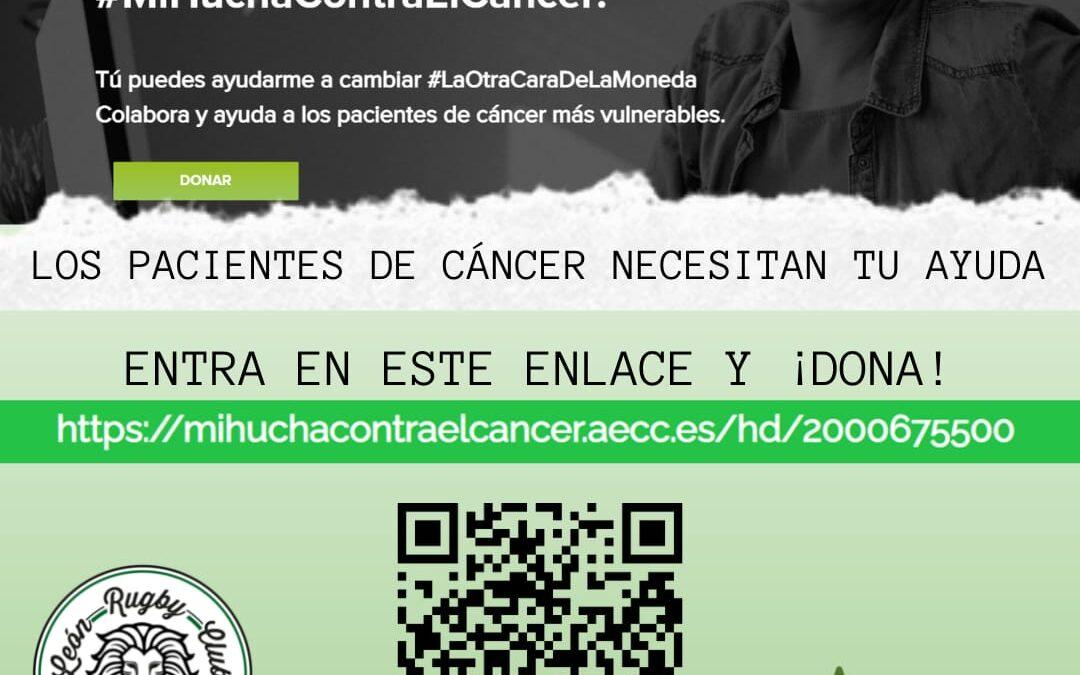 #MiHuchaContraElCáncer | #LaOtraCaraDeLaMoneda | #AECC